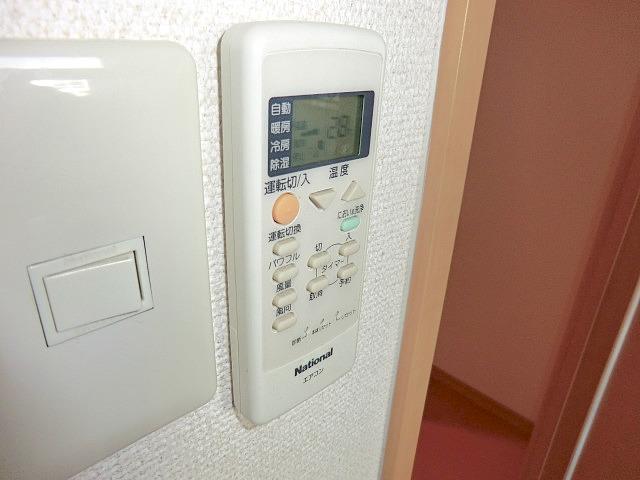 プランドール瓢箪山 105号室の設備