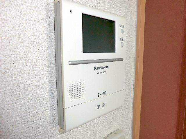 プランドール瓢箪山 105号室のセキュリティ