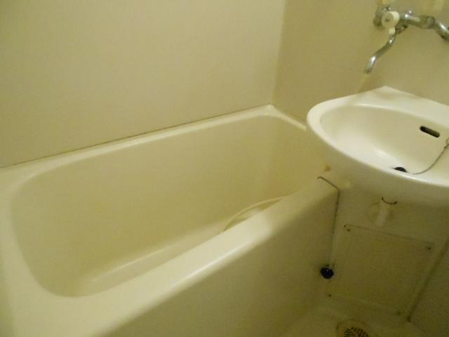 セイシェル 305号室の風呂