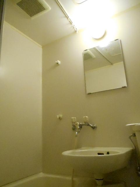 セイシェル 305号室の洗面所
