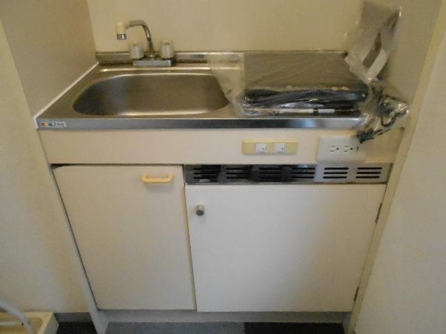 セイシェル 305号室のキッチン
