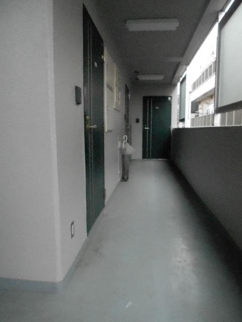セイシェル 305号室のロビー