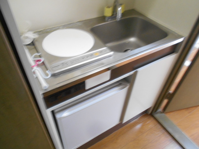 フラット・ニフティー 103号室のキッチン