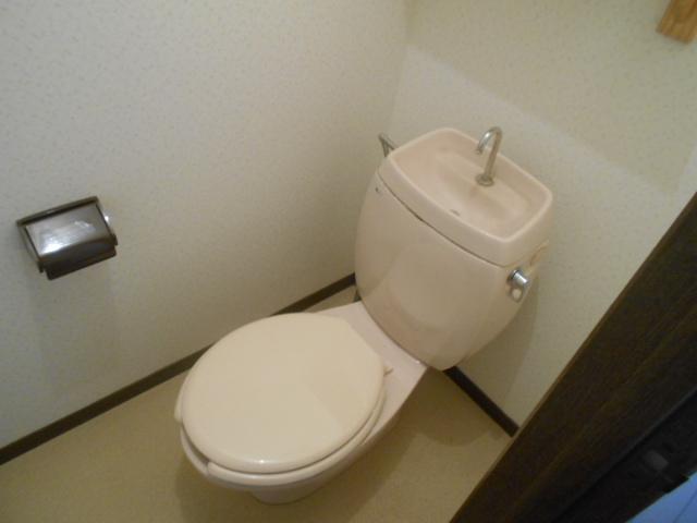ハイツサングリア 103号室のトイレ