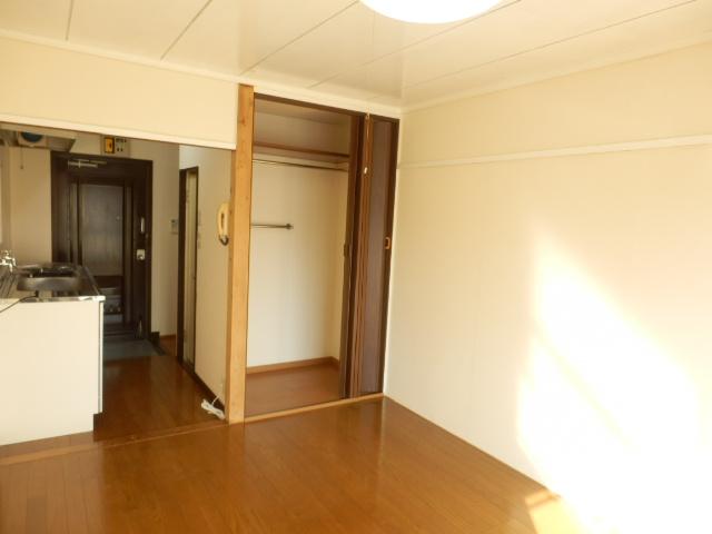 菊井コーポ 302号室の収納