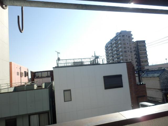 菊井コーポ 302号室の景色