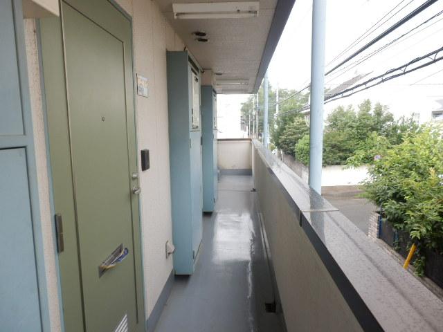 ミユキコーポ 202号室のその他