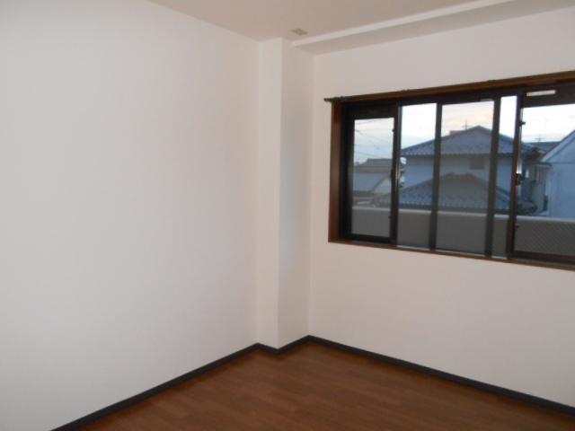 ツインズKⅡ 202号室の景色