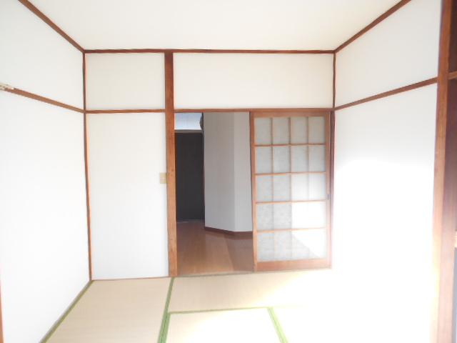 喜久美荘 201号室の居室