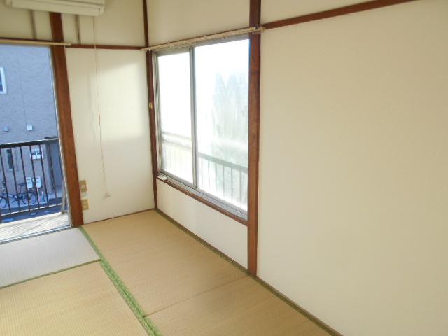 喜久美荘 201号室のリビング