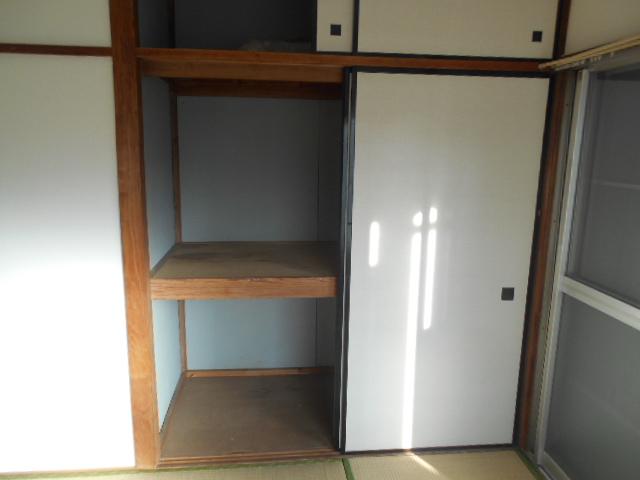 喜久美荘 201号室の収納