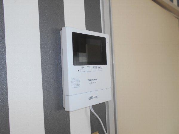 ディマンシュ清水 202号室のセキュリティ