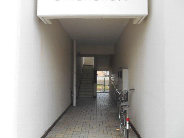 ディマンシュ清水 202号室のエントランス