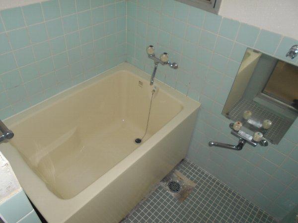 ディマンシュ清水 202号室の風呂