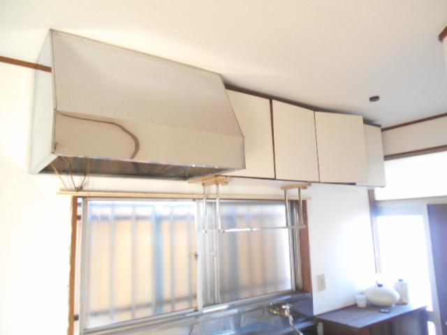 喜久美荘 202号室のキッチン