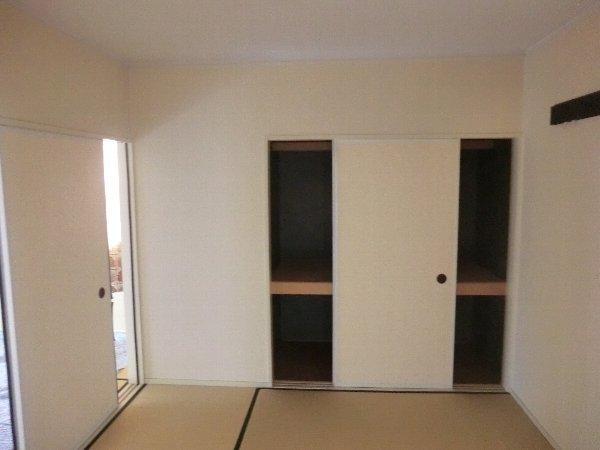 サンハイツ林1 202号室の収納