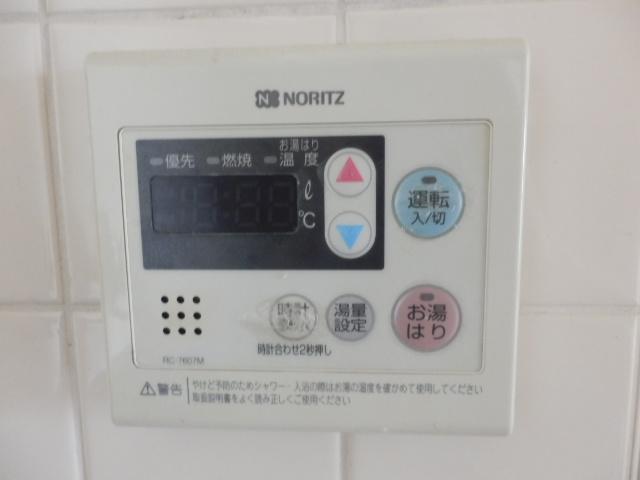 プライムコート元本郷 501号室の設備