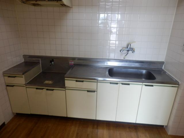 プライムコート元本郷 501号室のキッチン