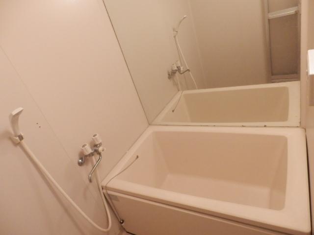 プライムコート元本郷 501号室の風呂