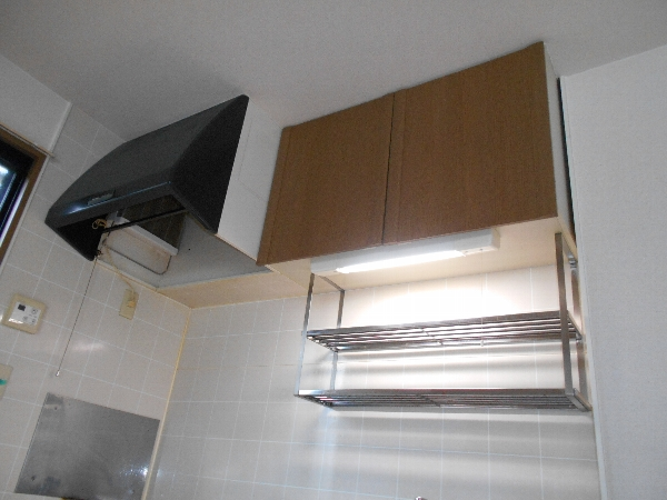 きららハイツ A103号室のキッチン