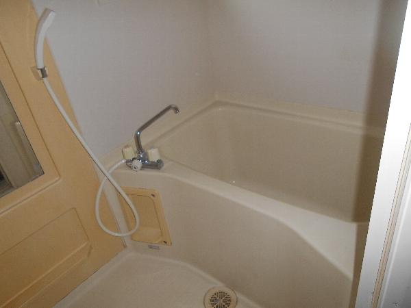 きららハイツ A103号室の風呂