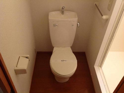 レオパレス元橋本Ⅰ 201号室のトイレ