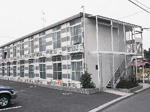レオパレス内田 105号室の外観