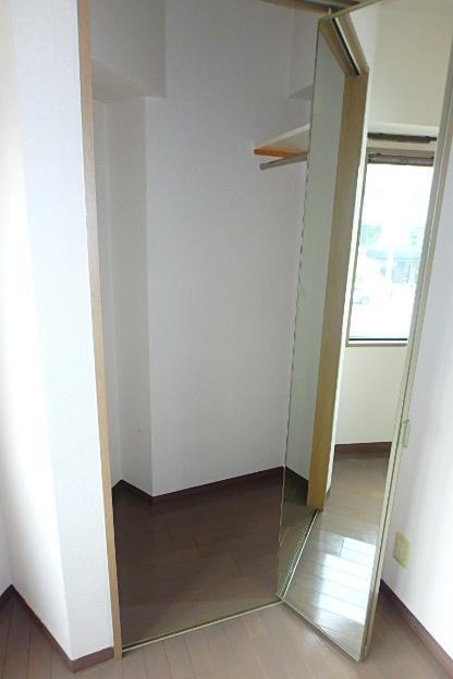サンホン平安 405号室の収納