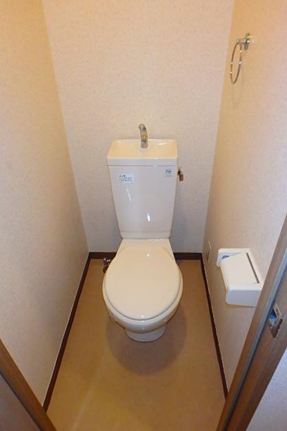 サンホン平安 405号室のトイレ