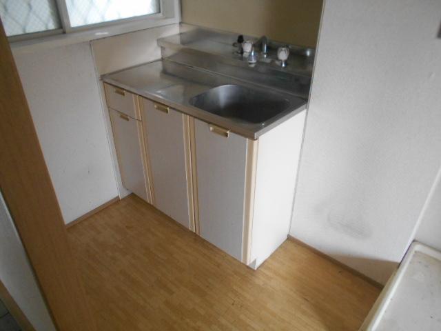 シティハイムアサヒダイ 101号室のキッチン