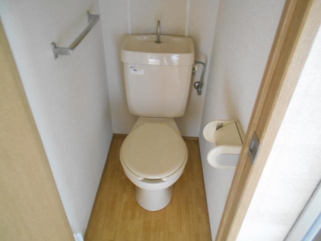 シティハイムアサヒダイ 101号室のトイレ