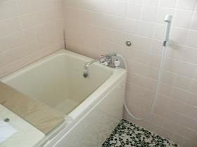 豊荘 202号室の風呂