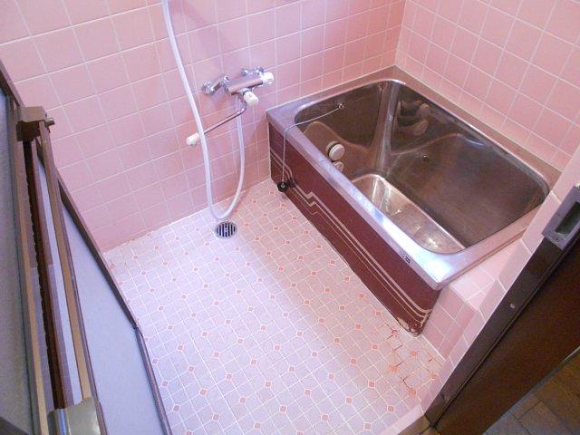 大成コーポの風呂