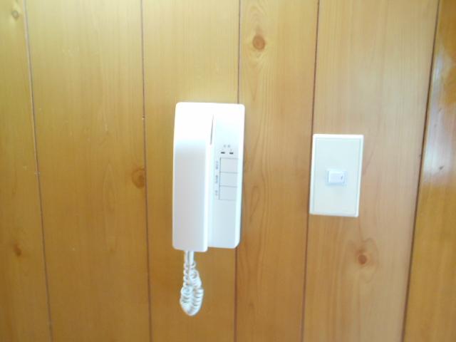 コートビレッジ桜ヶ丘パートⅡ B104号室のセキュリティ