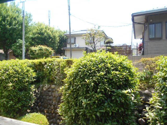 コートビレッジ桜ヶ丘パートⅡ B104号室の景色