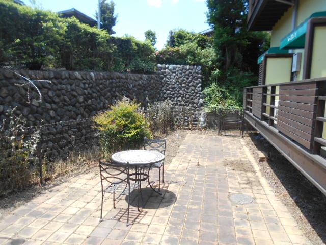コートビレッジ桜ヶ丘パートⅡ B104号室のロビー