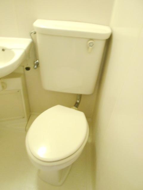 コートビレッジ桜ヶ丘パートⅡ B104号室のトイレ