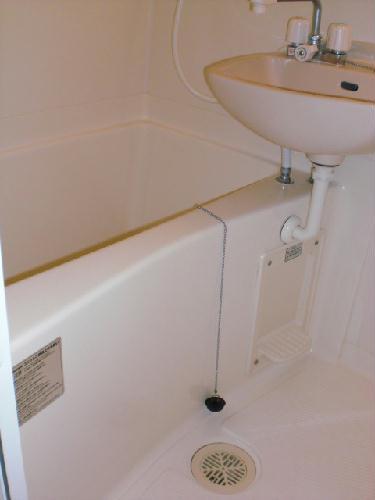 レオパレス多摩平 103号室の洗面所