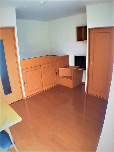 レオパレス多摩平 103号室の収納
