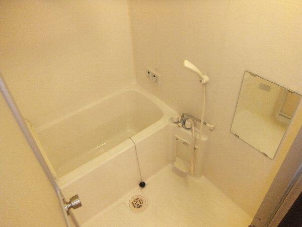 リンピア堀田 303号室の風呂