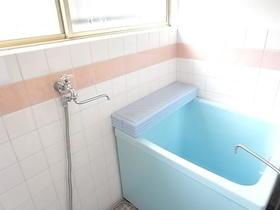 美よし荘 101号室の風呂