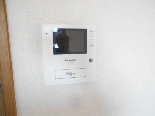 ソミュール百草Ⅰ 103号室のセキュリティ