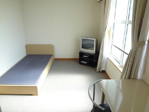レオパレス神戸 204号室のリビング