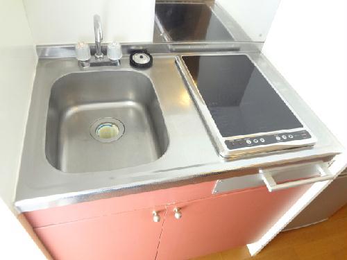 レオパレス神戸 204号室のキッチン