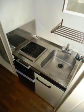 レオパレス大野木 106号室の風呂