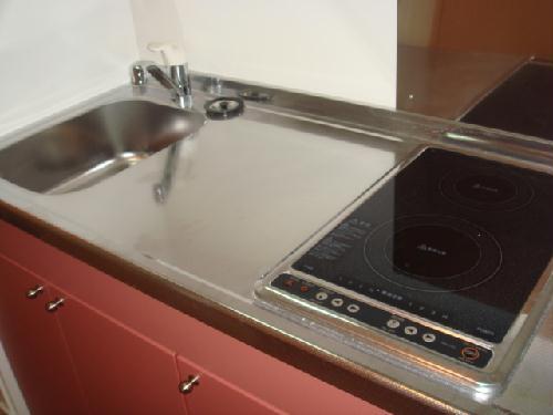 レオパレス玉楽 103号室のキッチン