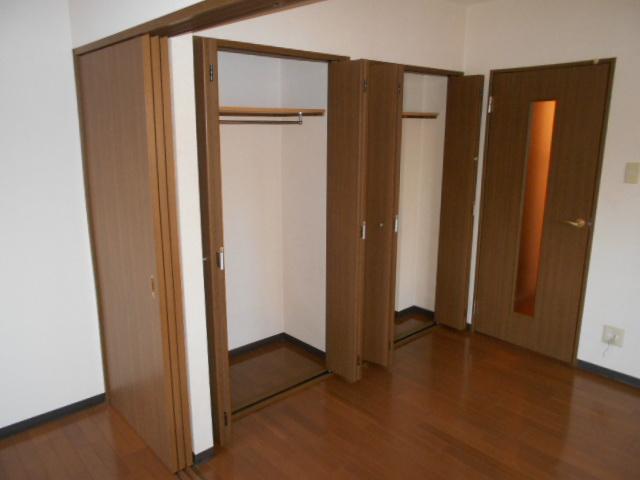 ハートランド21 201号室の洗面所