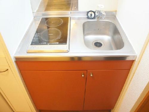 レオパレスエスポワール 106号室のキッチン