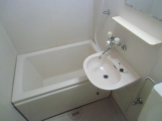 エーデルハイム花染 307号室の風呂