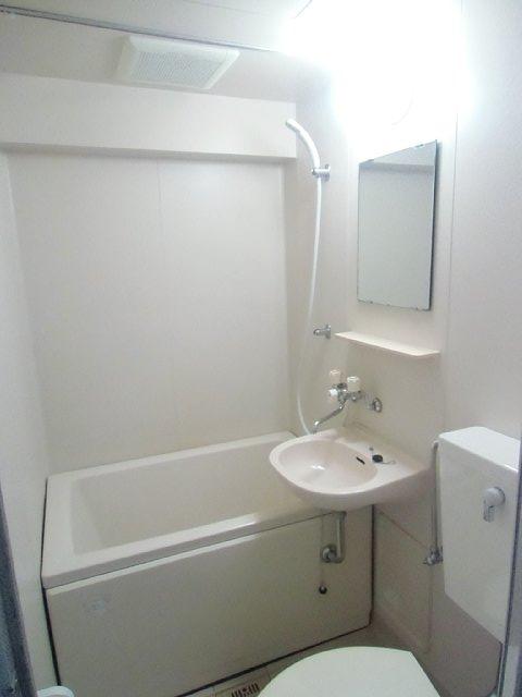 エーデルハイム花染 307号室の洗面所